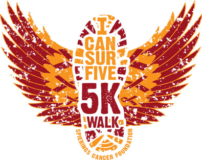 CAN-SUR FIVE 5k 2020 | Rock Cancer | Spierings Cancer Foundation