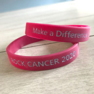 Rock Cancer 2020 Wristbands | Admission | Spierings Cancer Foundation