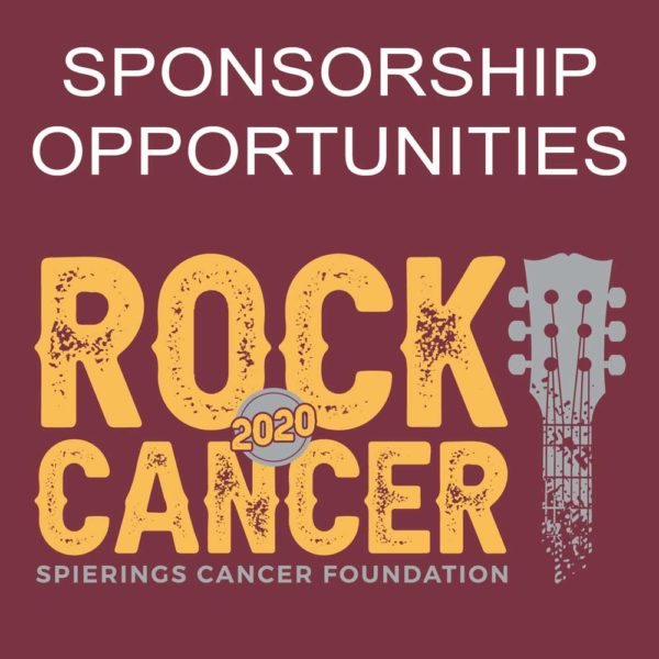 Rock Cancer 2020 Sposorship Opportunities