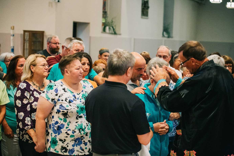 Rock Cancer Prayer Service 2019 Blessings