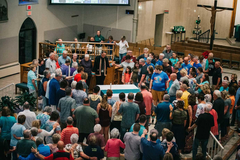 Rock Cancer Prayer Service 2019
